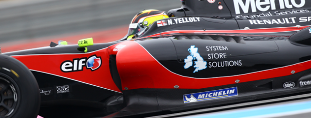 World Renault Series Team Comtec appoints System Store Solutions