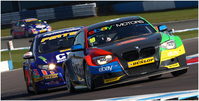 The System Store Solutions Team are Convinced that it is Because of Their Sponsorship that Our BTCC Guys are Winners
