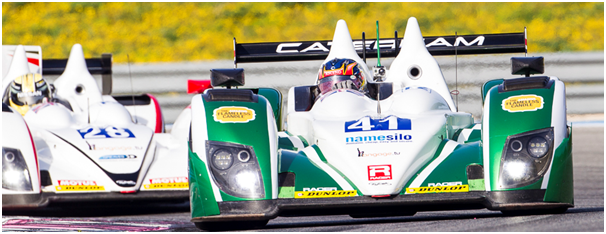 System Store Solutions Customer Greaves Motorsport in a Great Place for their ELMS 2014 Campaign