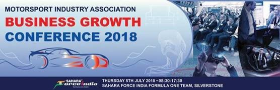 (MIA) Motorsport Industry Association Business growth Conference 5th July