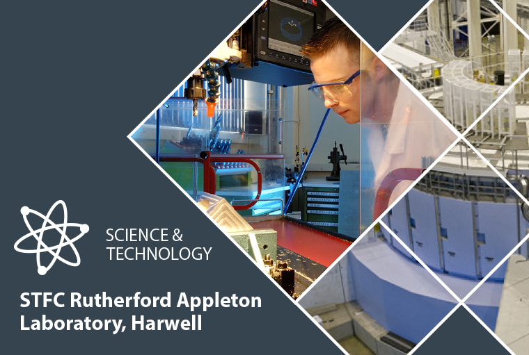 STFC Rutherford Appleton, Laboratory Exhibition 3rd May 2018